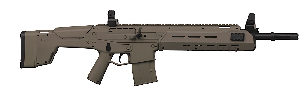 CROS MK177    177/BB PUMP RIFLE    TAN