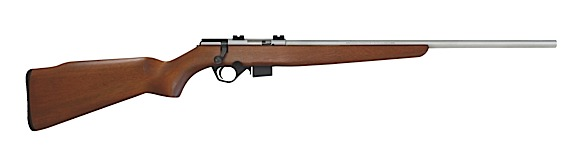 Mossberg & Sons 38185 817 Bolt Action 17 HMR SS 21