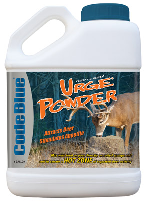 Code Blue OA1100 Urge Powder Whitetail 1 gal