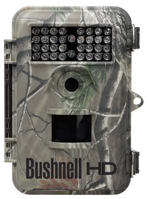 Bushnell 119447C Trophy Trail Camera HD 8MP Night Vision Camo
