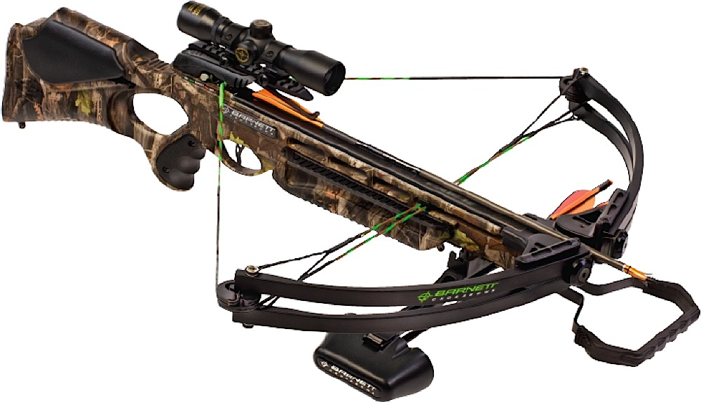 Barnett Crossbows 78078 Wildcat C5 Crossbow 320 FPS 4x32mm Scope 20