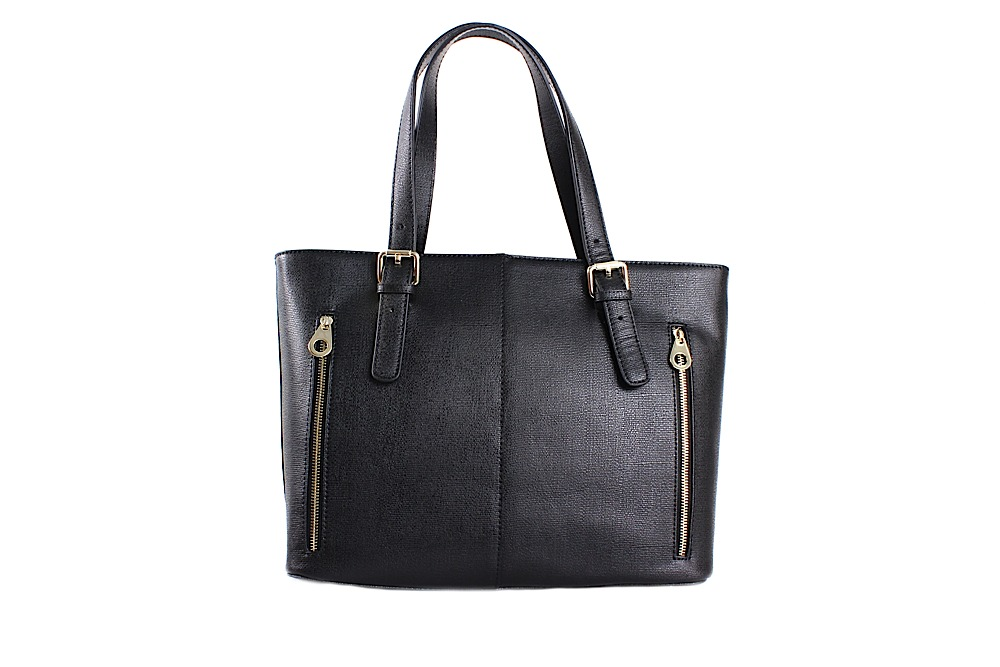 CCARRIE CC1203SMO Tote Black