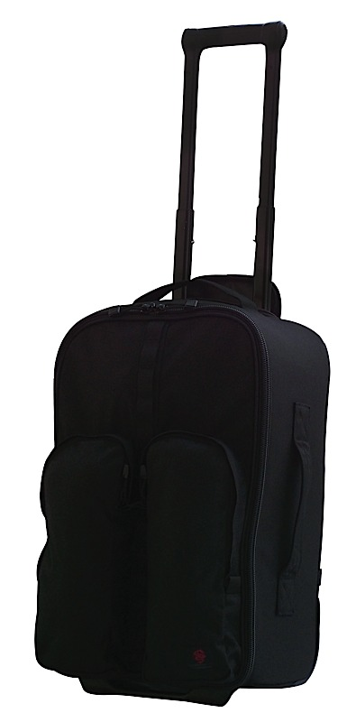 Tacprogear BTRLB2 Tactical Rolling Bag Carry On  8.5